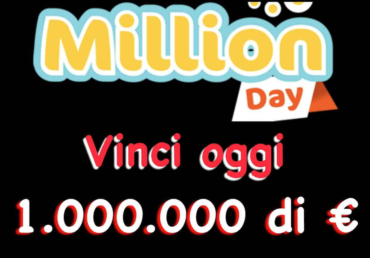 Million Day 15 dicembre 2019
