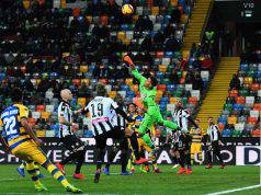 Udinese Parma tabellino