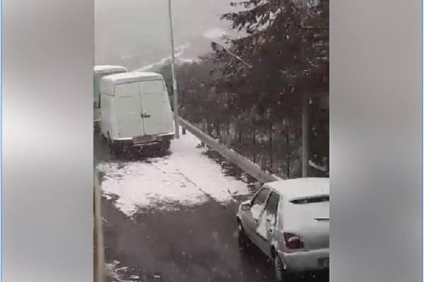 etna scossa neve
