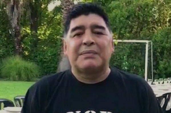 Maradona ricoverato in ospedale: