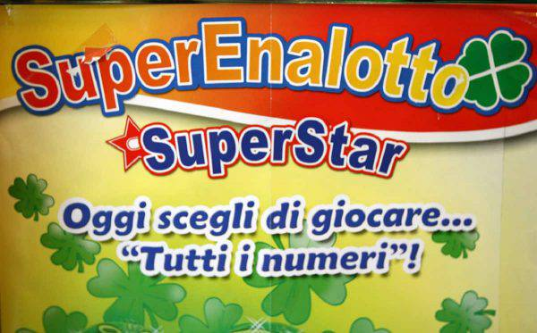 superenalotto storia