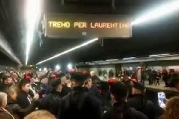 roma metro b