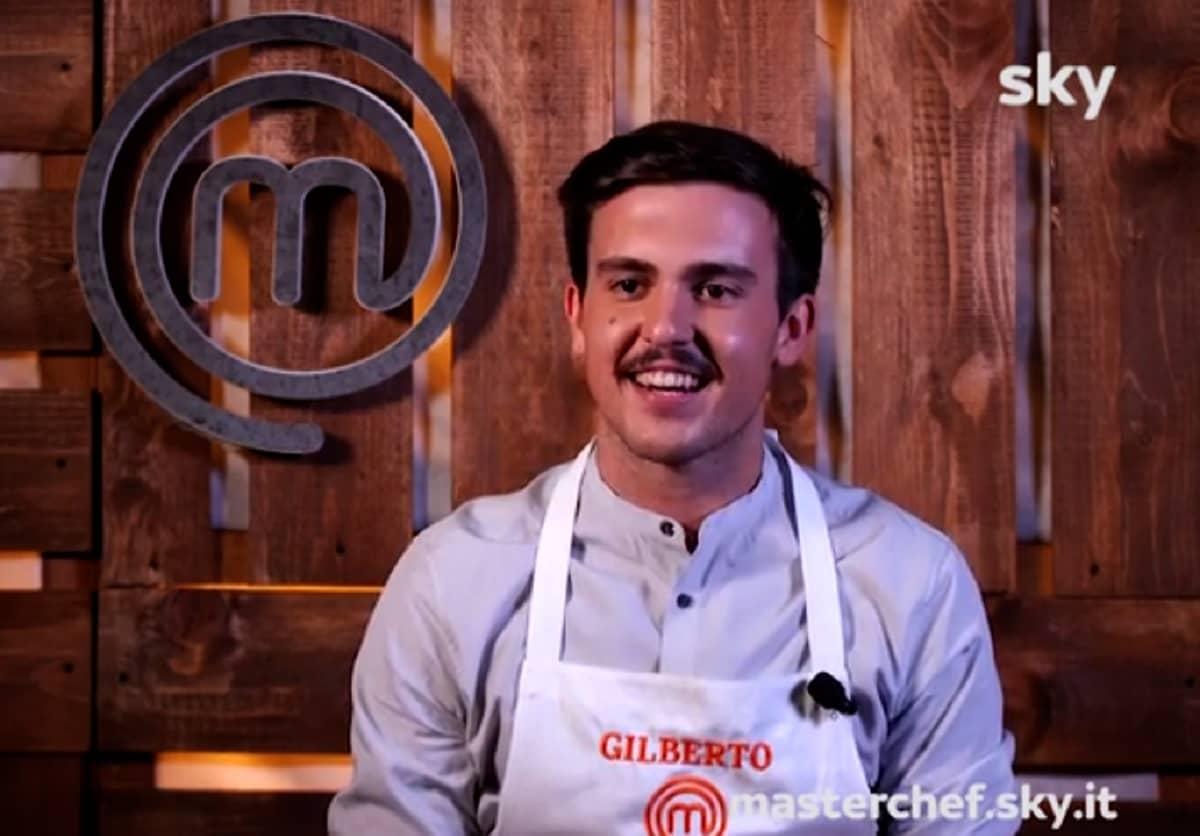 Gilberto Neirotti masterchef italia concorrente