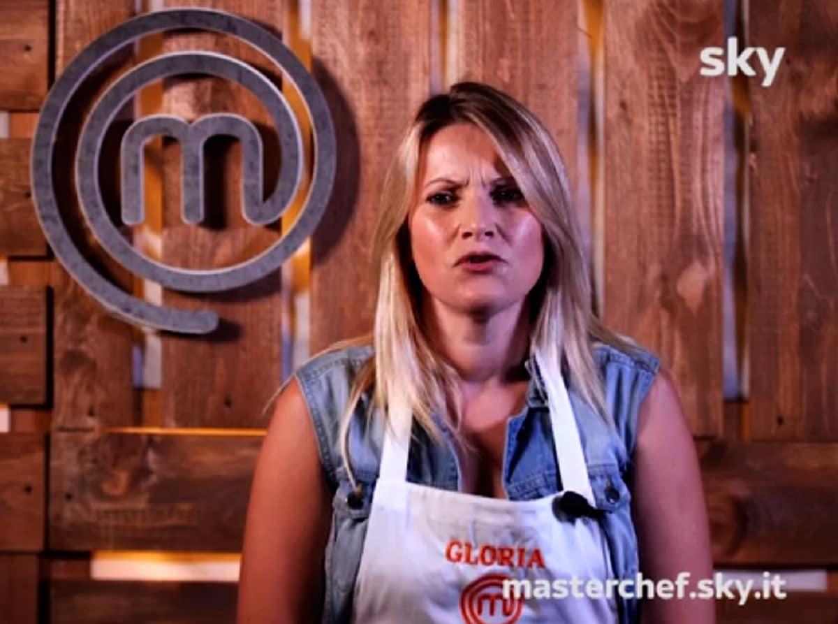 Giulia Clama masterchef concorrente