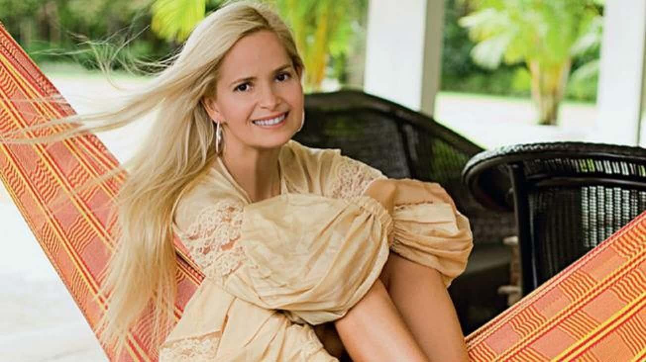 grecia colmenares isola famosi attrice venezuelana