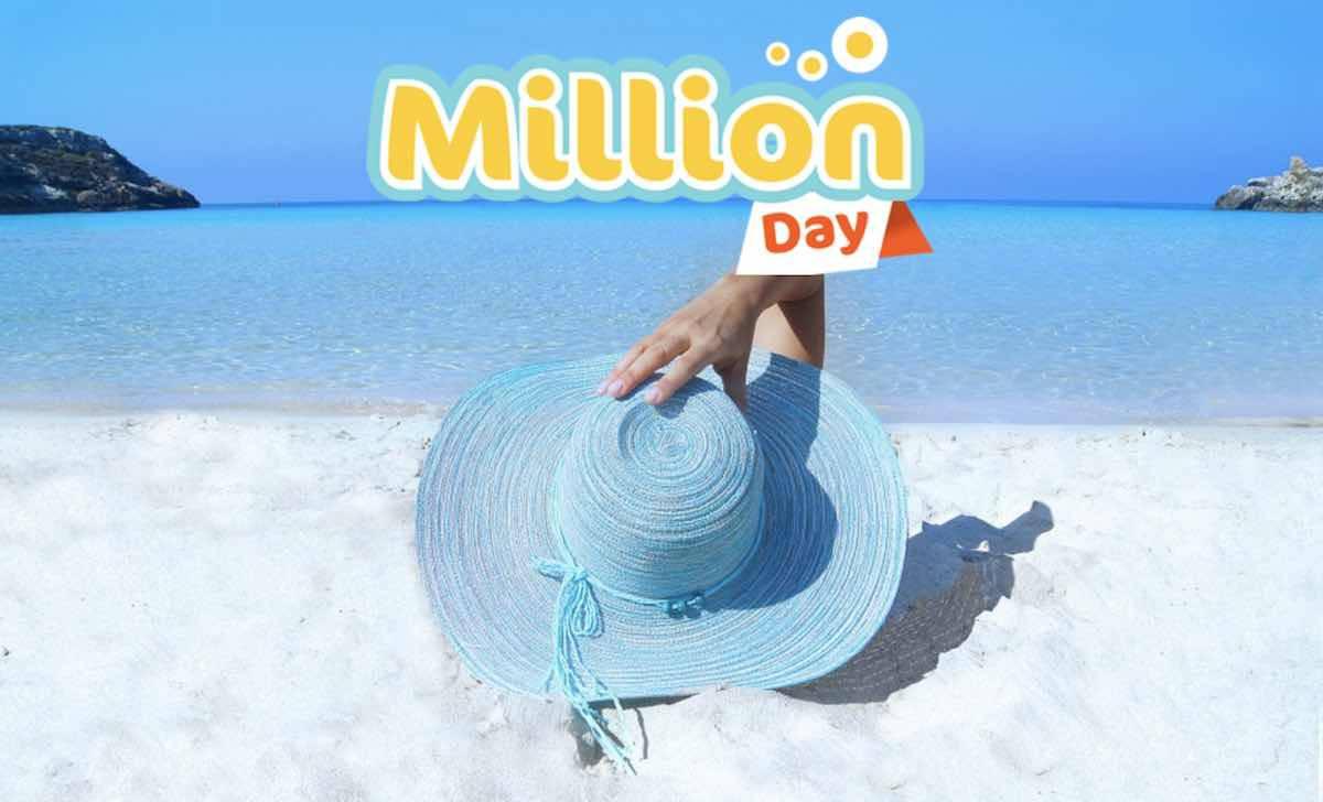 Estrazione Million Day di oggi 14 aprile