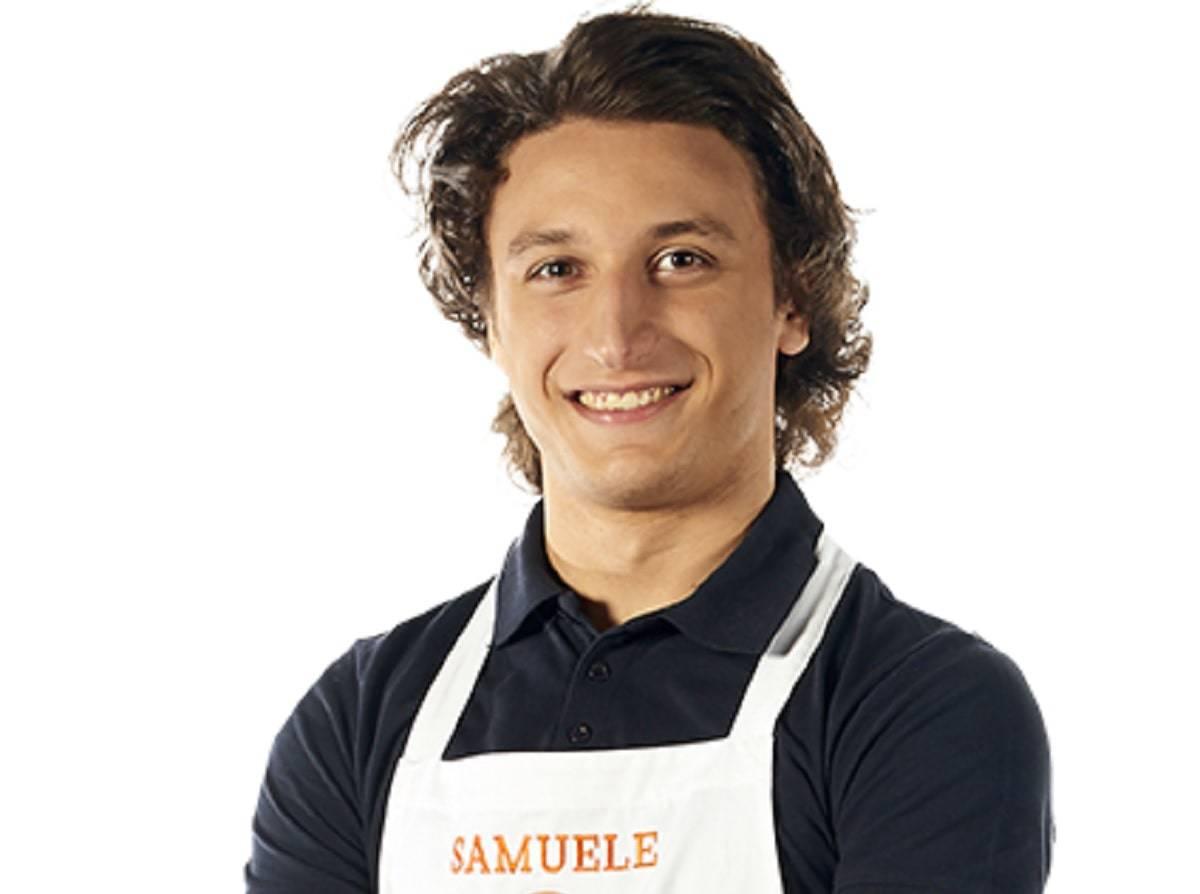 Samuele Cesarini masterchef italia