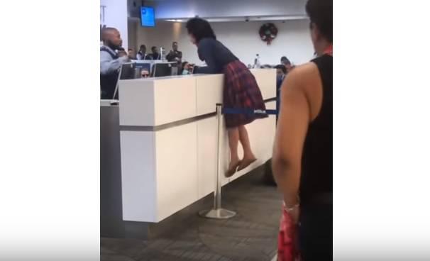 aeroporto donna