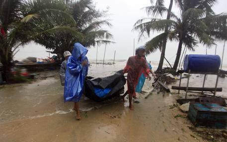 Thailandia tempesta