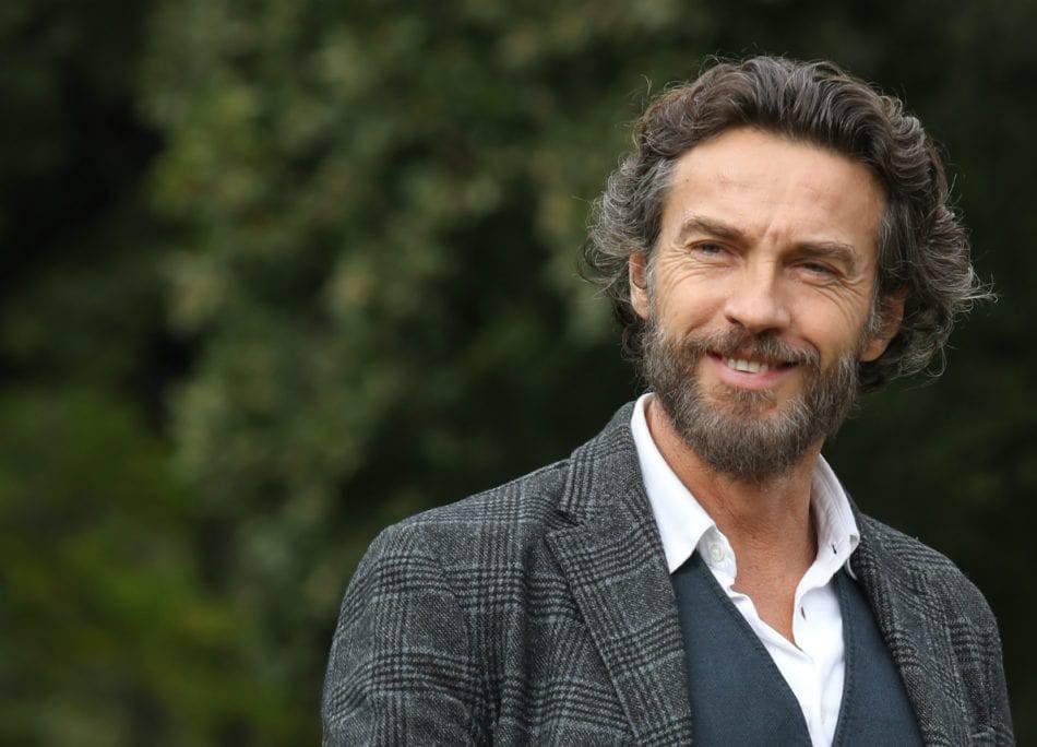 Alessio Boni, chi è: età, vita privata, carriera e fidanzata del famoso ...