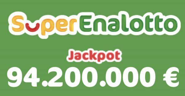 Jackpot Super Enalotto e Lotto estrazioni