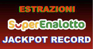 Jackpot SuperEnalotto VIDEO