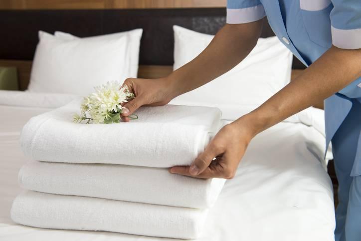 hotel coronavirus