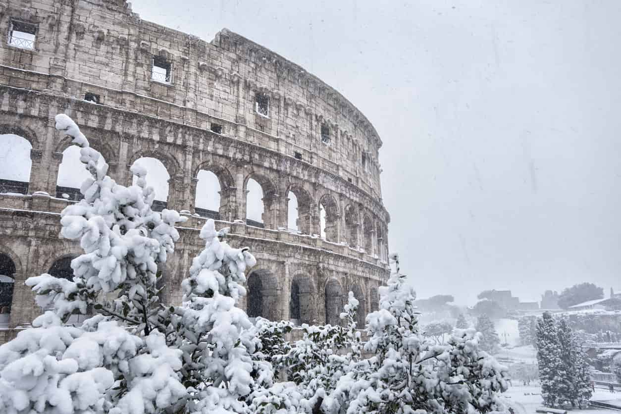 previsioni meteo roma