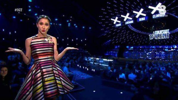 Stasera in tv 'Italia's Got Talent'