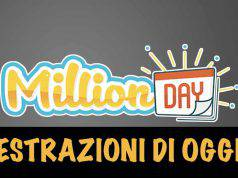 million day oggi estrazioni
