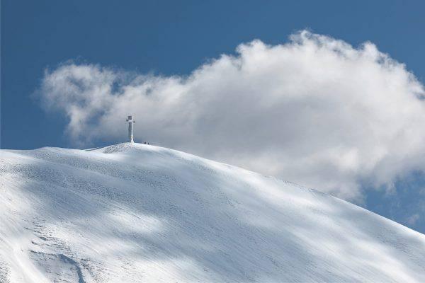 sciare nelle marche