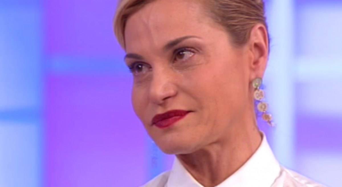 """Simona Ventura :""""Gerò mi tradiva"""""""