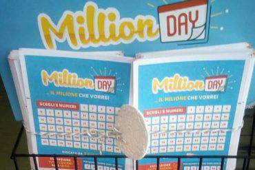 Million Day 18 ottobre