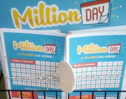 estrazione Million Day di oggi