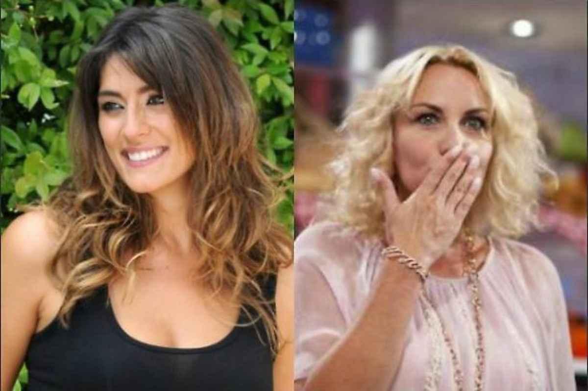 Antonella Clerici contro Elisa Isoardi