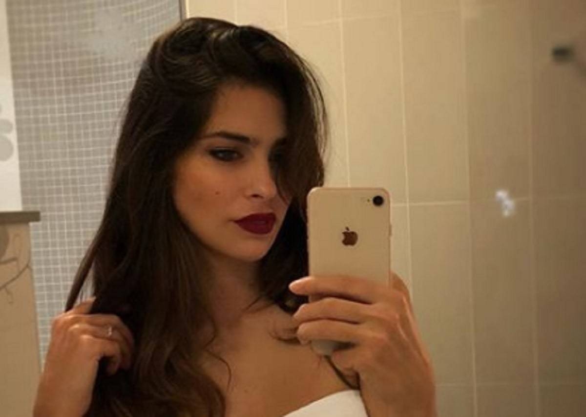 Ariadna Romero chi è modella isola dei famosi