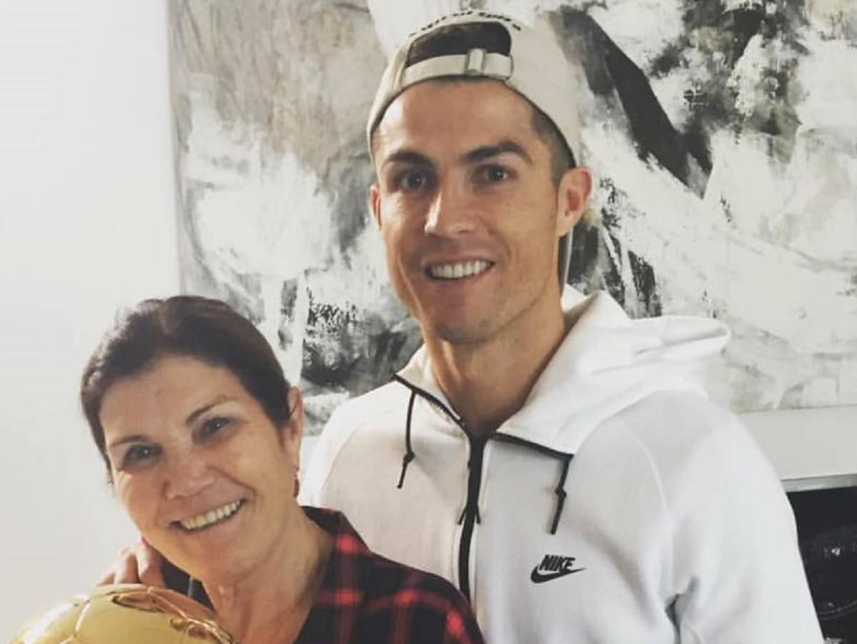 cristiano ronaldo madre malata tumore