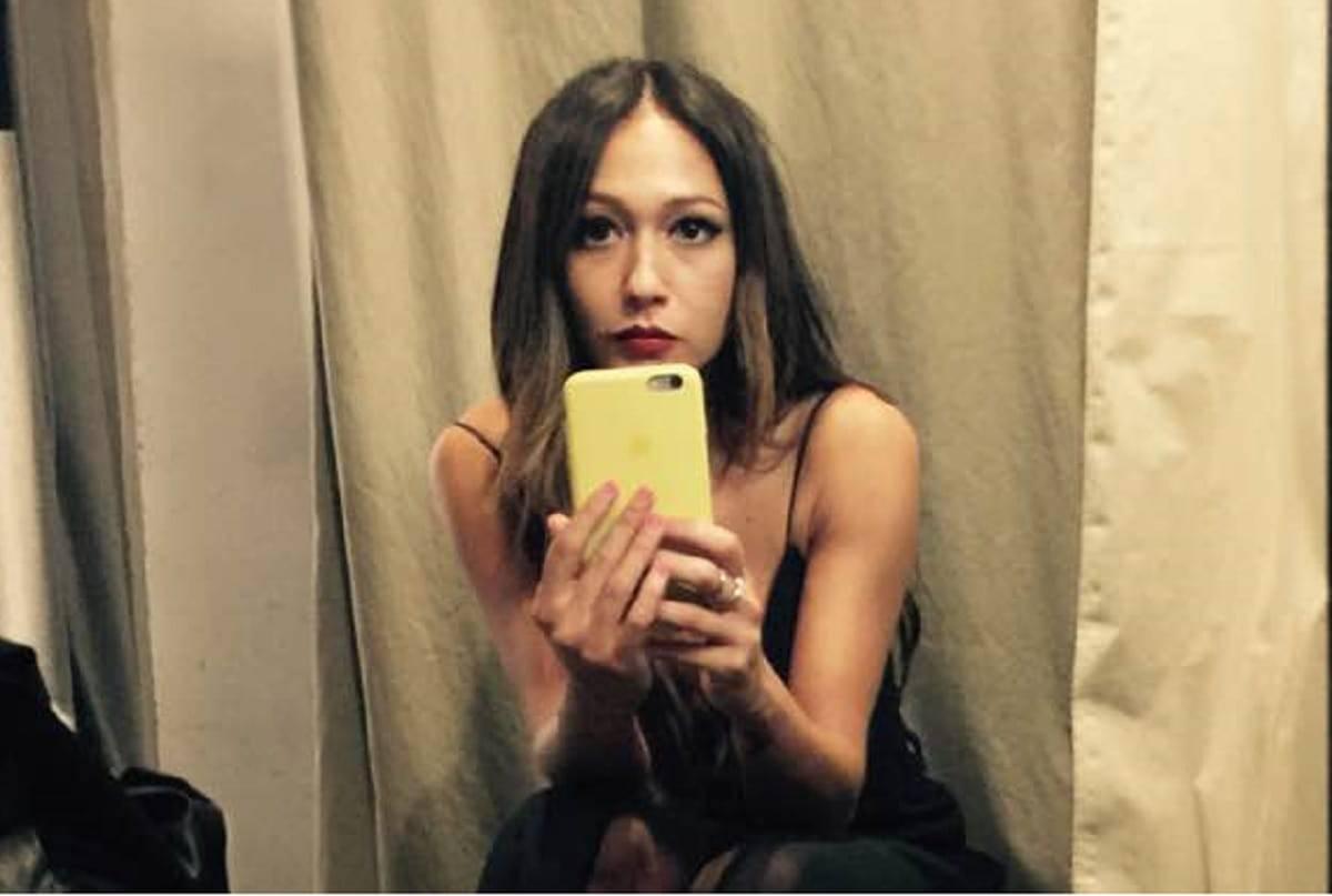 dajana roncione chi è attrice