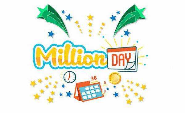 Million Day 20 ottobre 2019