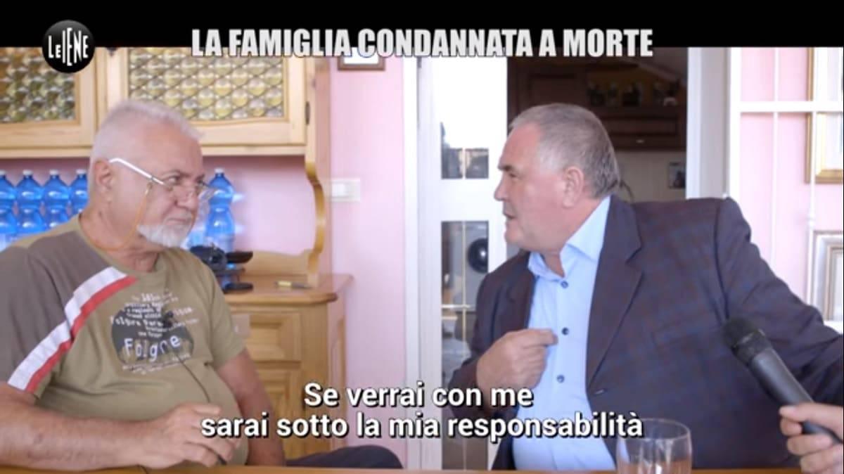 Francesco sicignano ladro albanese