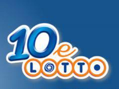 10 e lotto vincita record