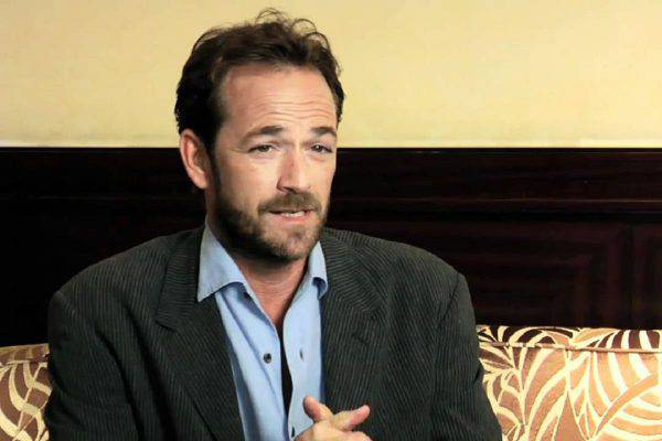 Luke Perry ricoverato