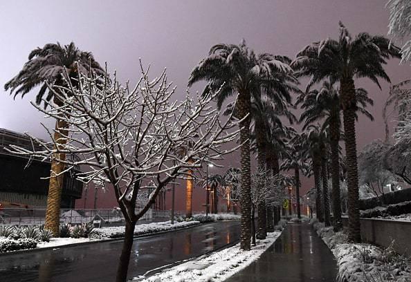 neve a las vegas