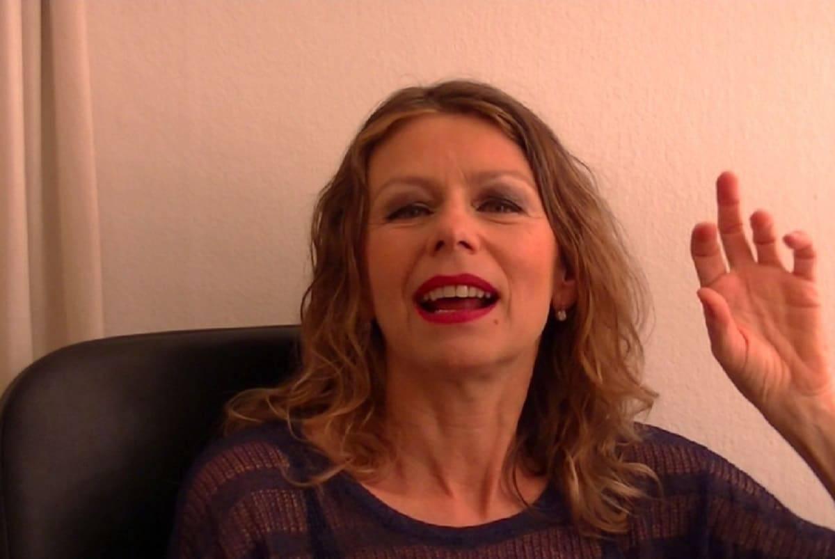 Amanda Sandrelli, l'emozione al telefono con mamma Stefania
