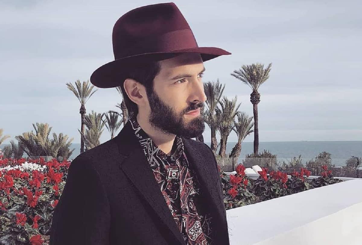 Giovanni Caccamo chi è cantante Sanremo