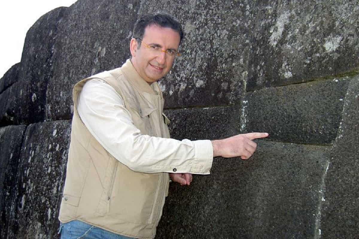 Roberto Giacobbo giornalista misteri freedom