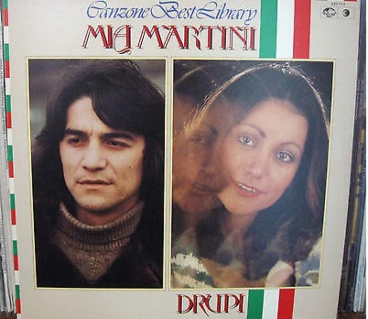 Drupi su Mia Martini: