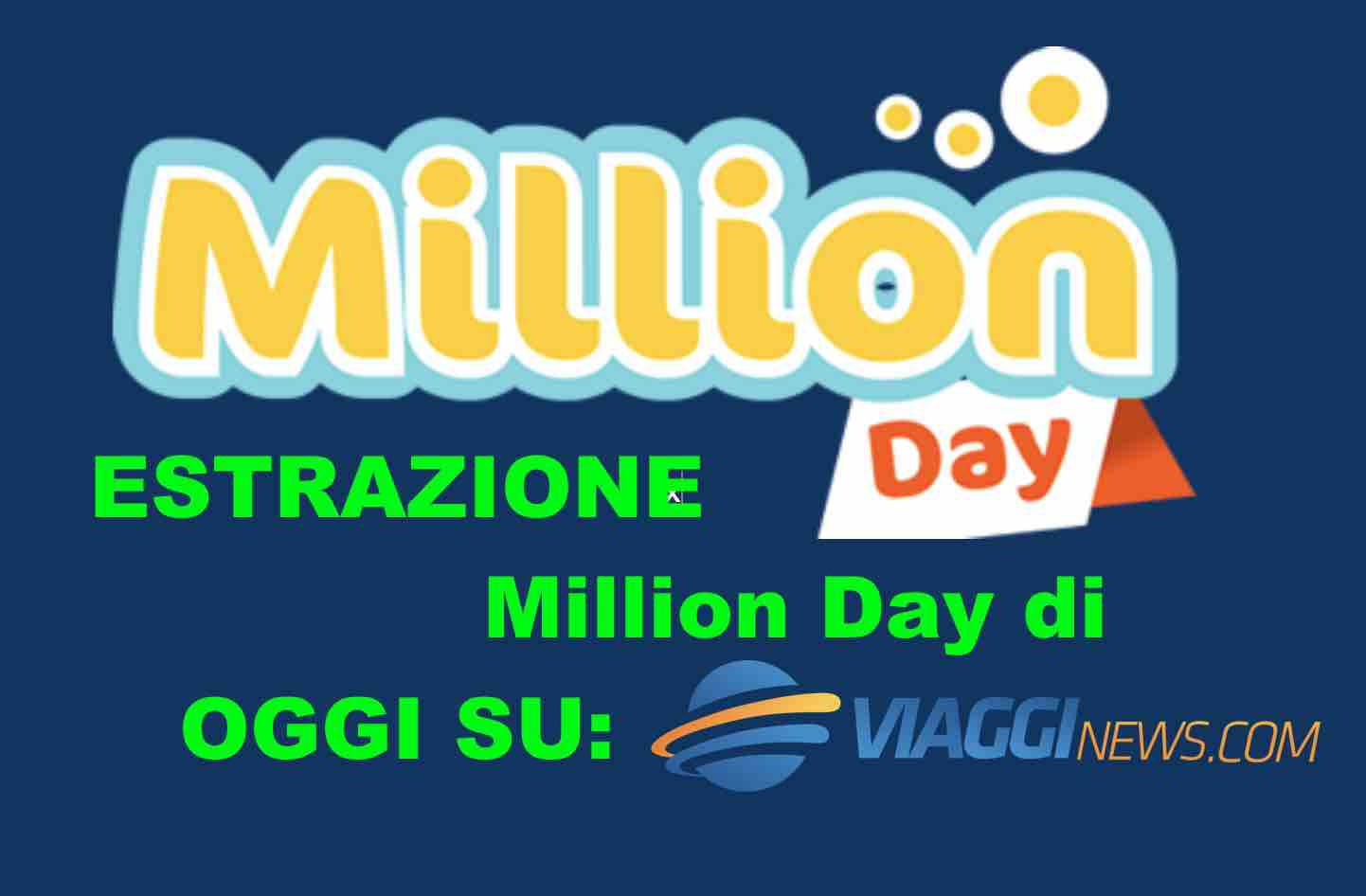 Million Day 1 marzo 2020