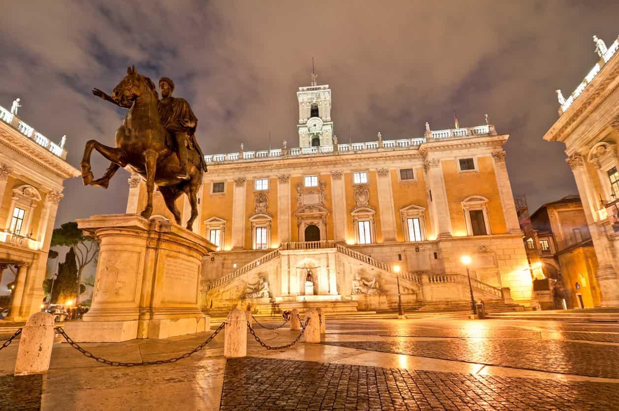 luoghi roma