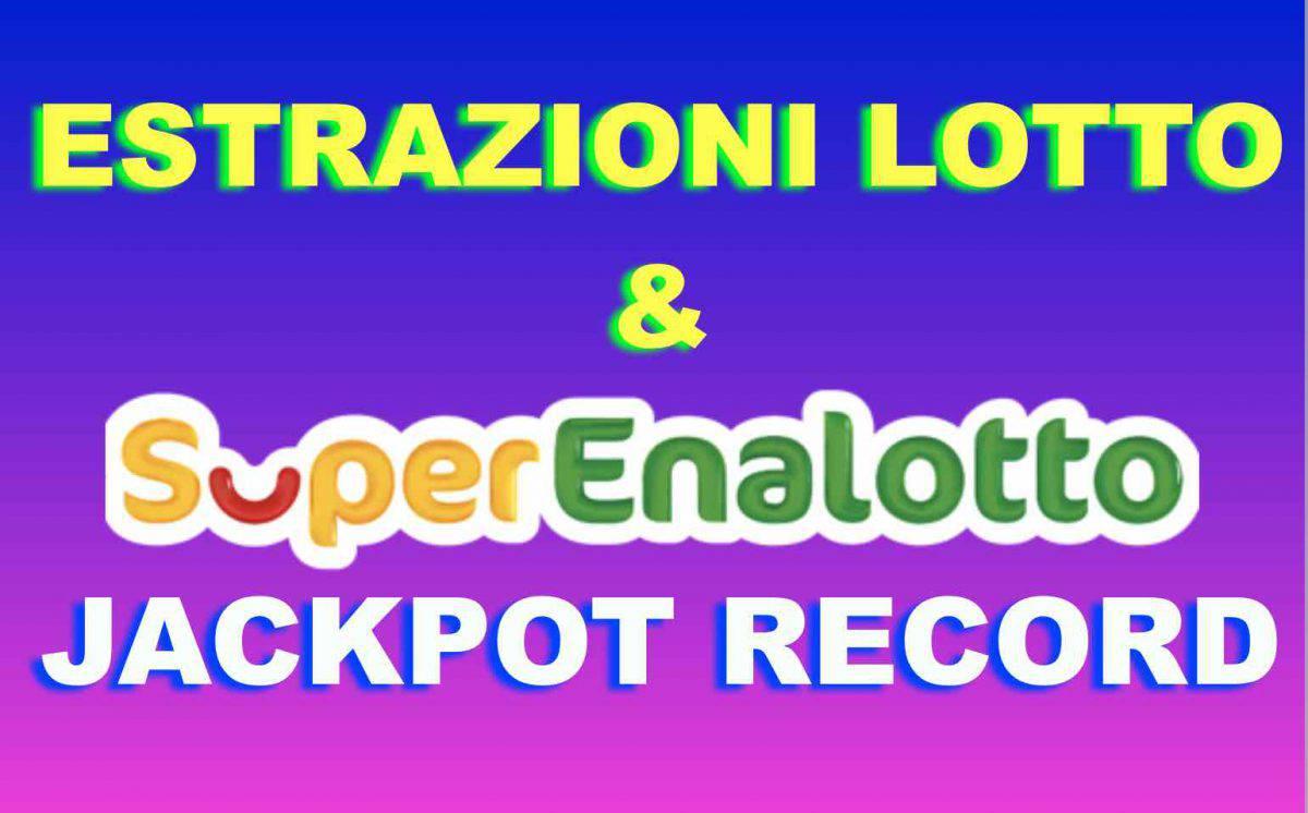 Estrazioni lotto superenalotto 10elotto 2 febbraio for Estrazione del lotto di stasera