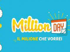 Ultima Estrazione Million day