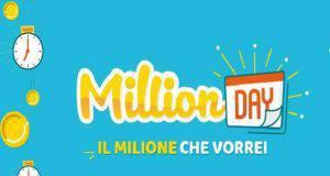 Million Day 8 dicembre 2019