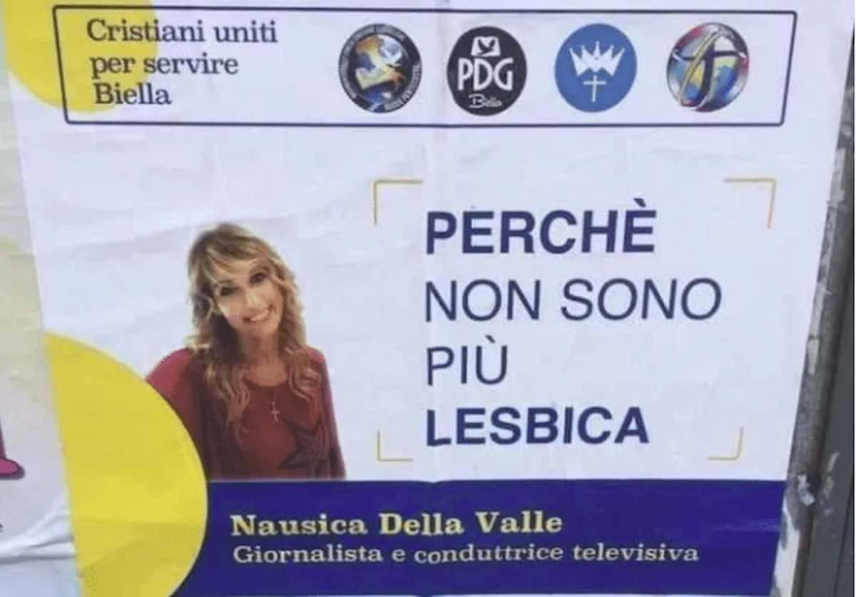 """Nausica Della Valle, la giornalista: """"Sono guarita dall'omosessualità ..."""