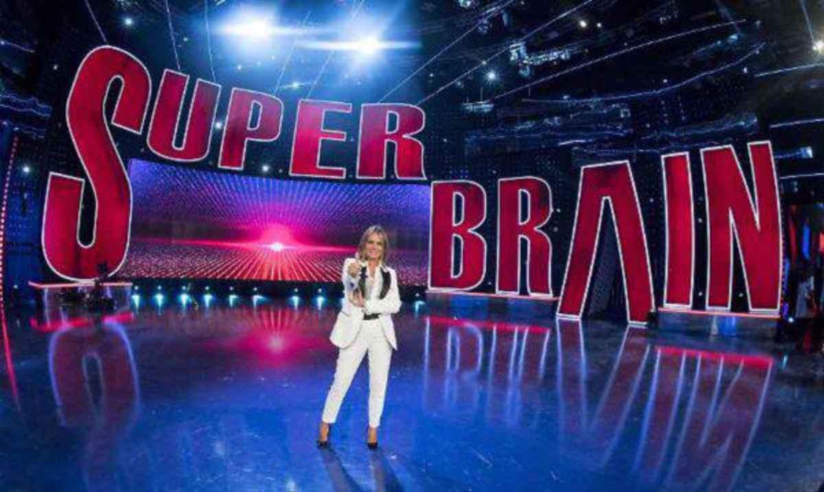 Stasera in tv, Superbrain