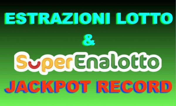 Estrazioni del lotto e superenalotto di martedi 5 febbraio for Estrazione del lotto di oggi