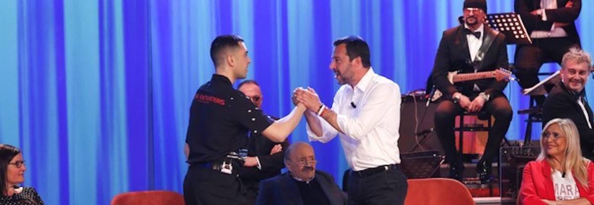 Salvini Mahmood