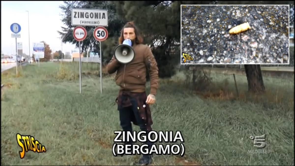Vittorio brumotti minacciato proiettile