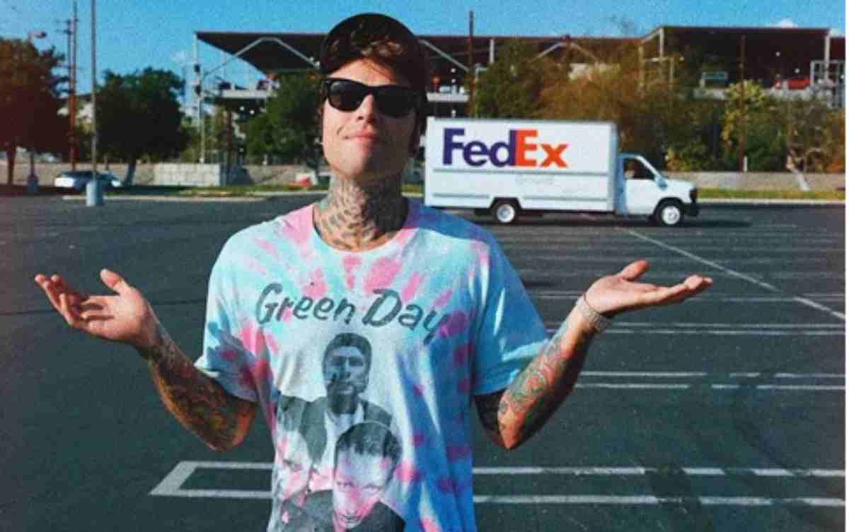 Fedez Mark Caltagirone