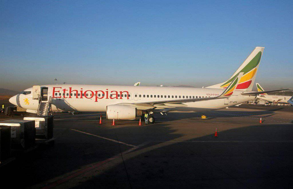 aereo etiopia boeing