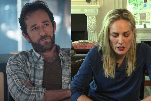 luke perry sharon stone